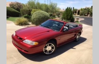 1997 Ford Mustang GT Convertible for sale 100786270