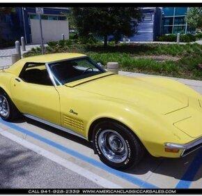 1970 Chevrolet Corvette for sale 100791236