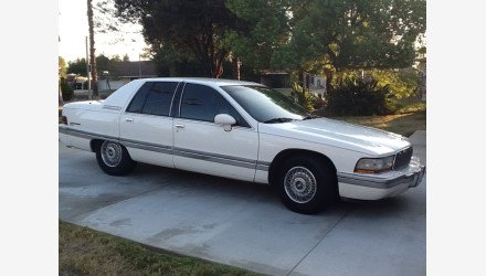 1992 Buick Roadmaster Limited Sedan for sale 100817089