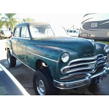 1950 Dodge Other Dodge Models for sale 100823606