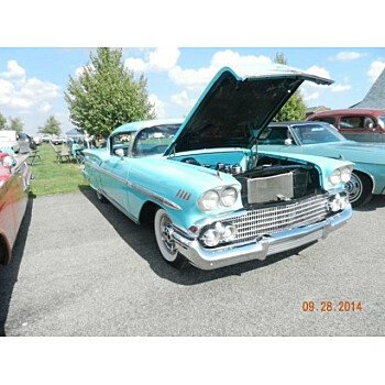 1958 Chevrolet Impala for sale 100824373