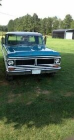 1970 Ford F100 for sale 100825475