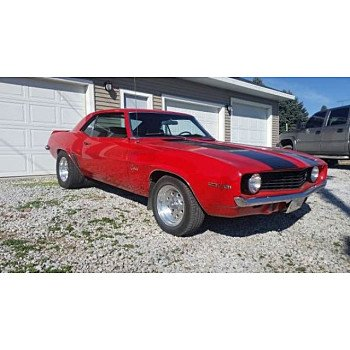 1969 Chevrolet Camaro for sale 100825683