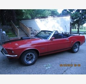 1969 Ford Mustang Convertible for sale 100825708