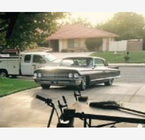 1962 Cadillac De Ville for sale 100826034
