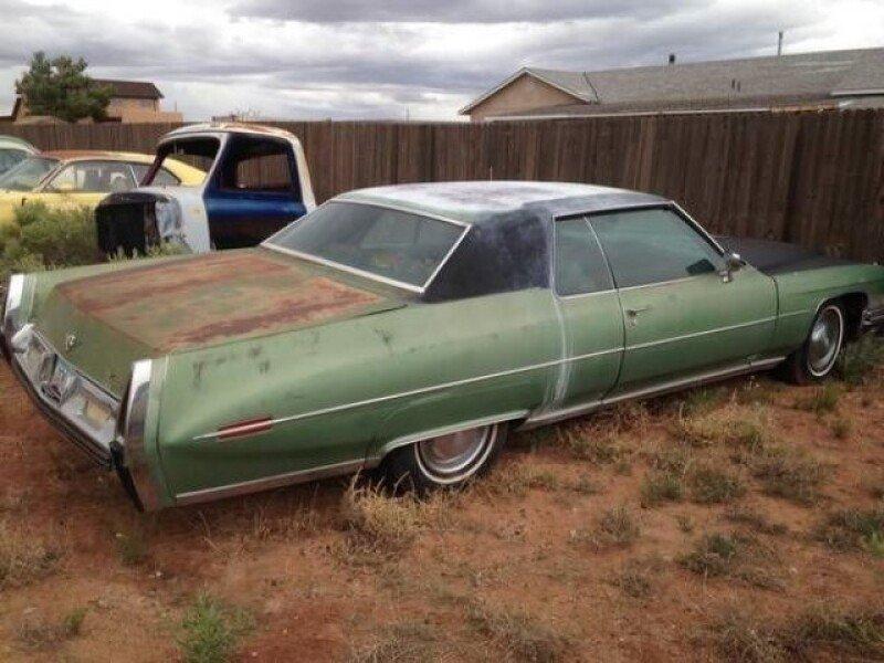1973 Cadillac De Ville Classics for Sale - Classics on Autotrader