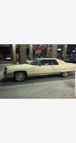 1973 Cadillac De Ville for sale 100826566