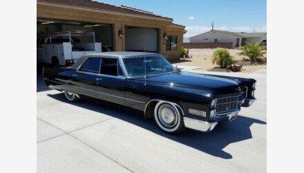1966 Cadillac De Ville for sale 100828282