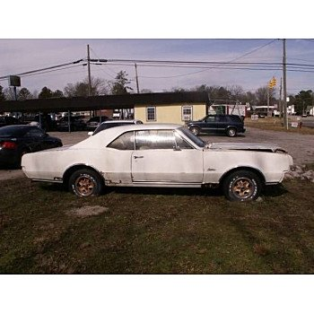 1967 Oldsmobile Cutlass for sale 100828505