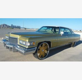 1976 Cadillac De Ville for sale 100829769