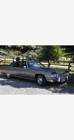 1973 Cadillac De Ville for sale 100833245
