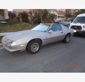 1984 Chevrolet Camaro Berlinetta Coupe for sale 100834843