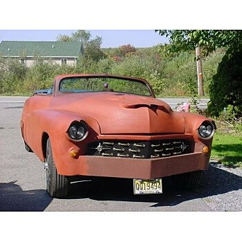 1951 Mercury Custom for sale 100837473