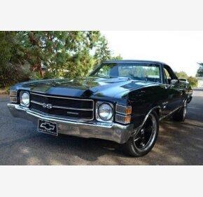 1971 Chevrolet El Camino for sale 100837983