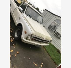 1972 Chevrolet C/K Truck for sale 100837995