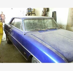 1966 Chevrolet Nova for sale 100839375