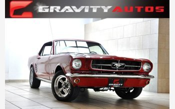 1966 Ford Mustang for sale 100844013