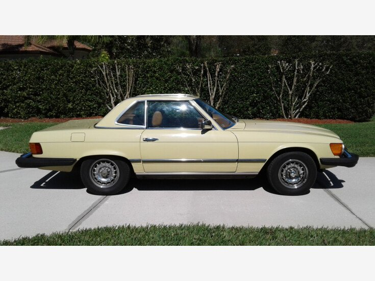1979 Mercedes-Benz 450SL for sale near Tampa, Florida 33647