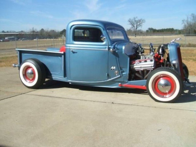 1935 Ford Pickup Classics For Sale Classics On Autotrader