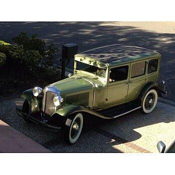 1931 Chrysler Other Chrysler Models for sale 100848633