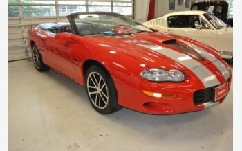 2002 Chevrolet Camaro for sale 100851671