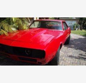 1968 Chevrolet Camaro for sale 100854955