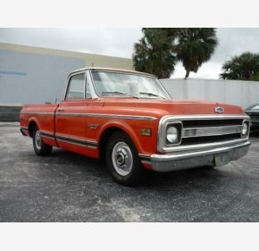 1970 Chevrolet C/K Truck for sale 100855176