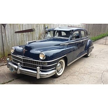 1948 Chrysler Windsor for sale 100860619