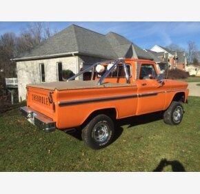 1965 Chevrolet C/K Truck for sale 100863660