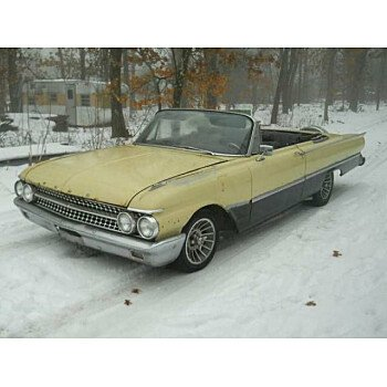 1961 Ford Other Ford Models for sale 100864569