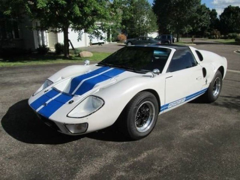 how to build a gt40 kit car