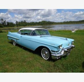 1957 Cadillac De Ville for sale 100866929