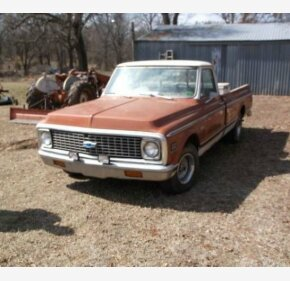 1972 Chevrolet C/K Truck Cheyenne for sale 100868669