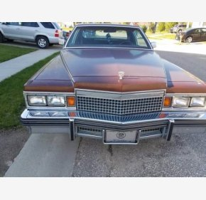 1979 Cadillac De Ville for sale 100870689