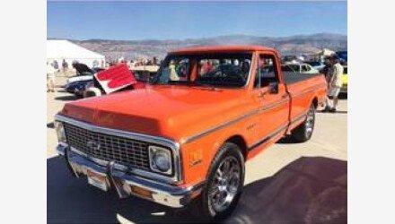 1972 Chevrolet C/K Truck for sale 100871585