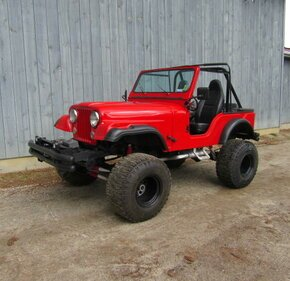 1973 Jeep CJ-5 for sale 100872505