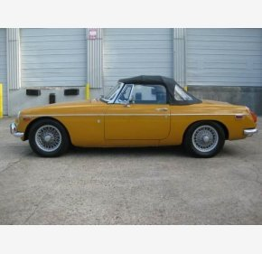 1971 MG MGB for sale 100877456