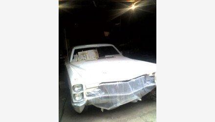1968 Cadillac De Ville for sale 100884021