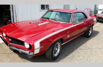1969 Chevrolet Camaro SS for sale 100885211