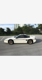 1988 Pontiac Fiero GT for sale 100888448