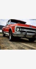 1970 Chevrolet C/K Truck for sale 100890207