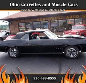 1969 Pontiac GTO for sale 100891327