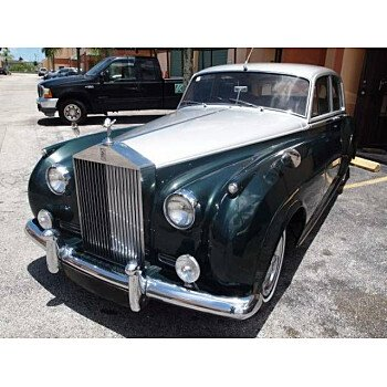 1962 Rolls-Royce Silver Cloud II for sale 100892135