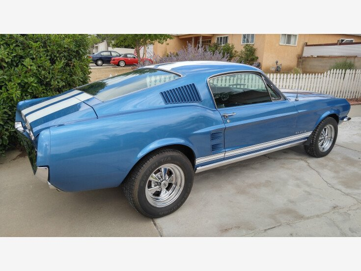 1967 Ford Mustang Fastback for sale near Albuquerque, New Mexico