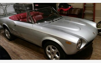 1979 FIAT 2000 Spider for sale 100895594