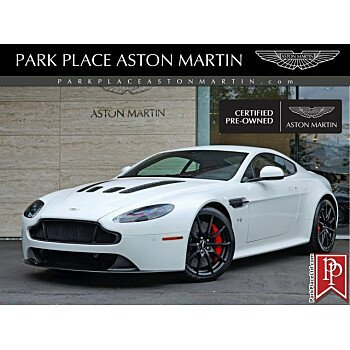 2017 Aston Martin V12 Vantage S Coupe for sale 100903957