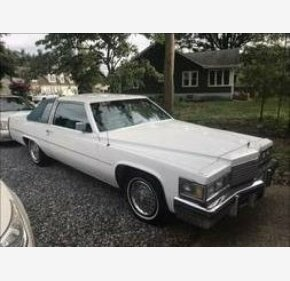 1979 Cadillac De Ville for sale 100910415