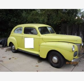 1941 Ford Other Ford Models for sale 100910941
