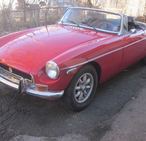 1972 MG MGB for sale 100912200