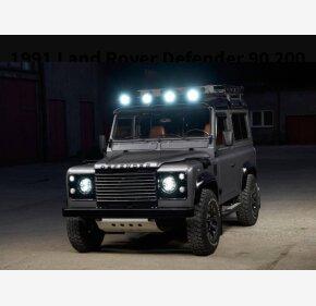 1991 Land Rover Defender 90 for sale 100912976